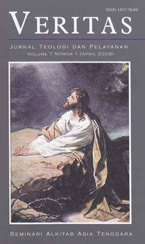 View Vol. 7 No. 1 (2006)