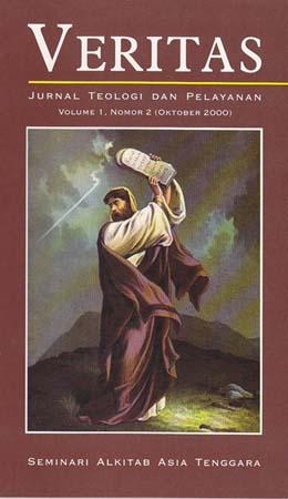 Veritas Vol. 1 No. 2 (Oktober 2000)