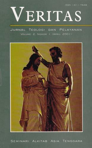 View Vol. 2 No. 1 (2001)