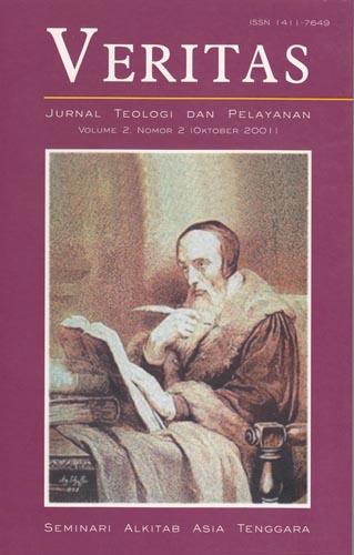 View Vol. 2 No. 2 (2001)