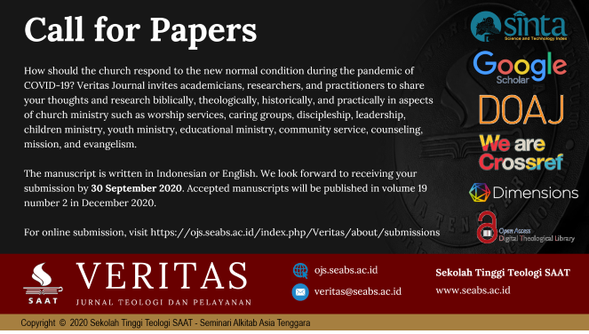 Call_for_Papers_-_Veritas_-_New_Normal_-
